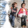 Children's sportwear/Children's jacket&T-shirt/Children's suit/kid's top&T-shirt/Children's 2 pc set