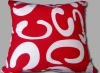 Canvas Clasp Pillow