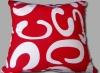 Canvas Clasp Pillow