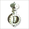 Flange Type Pneumatic Butterfly Valve with Eccentricity