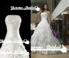 wedding dress ,Meggie Sottero style