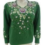 Knitwear Supplier|Ladies' Knitting Top|Santia|www.santia.cn