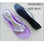 PVC AIP BLOW SLIPPER MANUFACTURER/JIEYANG SUNRISE SHOES CO., LTD!