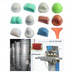 RTV-2 pad printing Silicone rubber