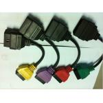 MultiECUScan Green, Red, Yellow & Purple Adaptors