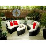 poly rattan sofa set ( PRSF-004 )