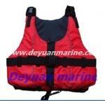Water sports life jacket