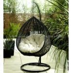 poly rattan swing chair (PRSW-001)
