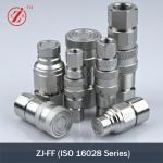 Flat Face Type Hydraulic Quick Coupling (ISO16028)