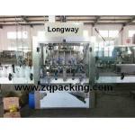 bleach filling machine (corrosive liquid filling machine )