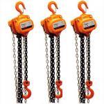 manual chain block application