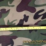 Peached Finish Cotton Camouflage Fabric