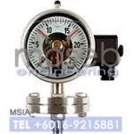Pressure Gauge with contacts