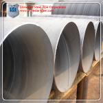Spiral Steel Pipes HSAW SSAW Pipes