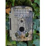 20fps Video 850nm Infrared Trail Camera With Laser light , Serial Number