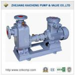 Self-Suction Oil Pump