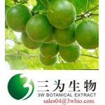 Luo Han Guo Extract, 80% mogrosides (sales04@3wbio.com)