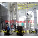 Raymond Powder Mill for Talc, Marble, Barite, Cement