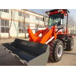 2.0T China Wheel Loader ZL20F with Snow bucket