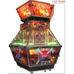 Fire House coin pusher machine(hominggames-COM-486)