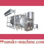 High Temperture Overflow Dyeing Machine(energy savings)