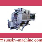 Normal Temperature and Normal Pressure Terry Towel Dyeing Machine