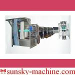 Continuous Multi Chamber Rope Washing Machine