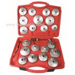 Automotive Specialty Tools & 23pcs Auto Tools Oil Filter Wrench Set (MK0201)