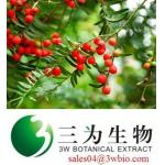 100% natural Pacliaxel extract (sales04@3wbio.com)