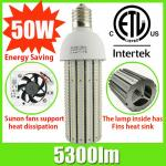 e40 e27 led corn light 50w