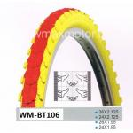 bicycle tire(WM-BT106),tire for MTB bike 24-26inch