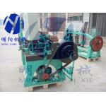 double strand normal twisted barbed wire machine