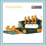 High Speed Multi Spindles Tube Sheet CNC Drilling Machine