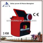 Solar Power Electric Fence Energiser 3KM (Accept OEM service) ASP-010-1