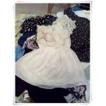 Lady silk dress