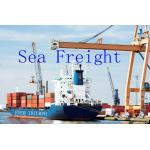 sea freight for LCL and FCL containers from China