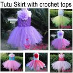 Wholesale Girl Tutu with 6