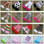nice Promotion Toddler Baby Leggings Leg Warmer & Arm Warmers Socks wholesale
