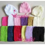 NEW BABY TODDLER HANDMADE HAT CROCHET HAT SNOW COLD BABY HAT