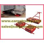 Machinery moving equipment with no damage to your floor