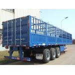 side wall van semi-trailer with 2/3 axles