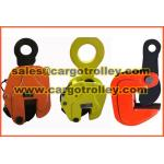 Steel lifting clamps for transport lifting works