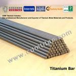 titanium bar, titanium rod