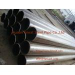 seamless steel pipe for low temperature service