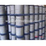 Galvanized steel wire rope motorcycle brake cable