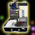 Tattoo Kit Sets 1 Machine Gun Needles Power Needles Equipment Supplies