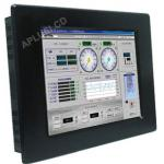 5.7''~ 65'' Panel Mount Industrial touch screen rugged LCD Monitor, DVI,VGA