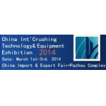 2014ChinaInt'CrushingTechnology&EquipmentExhibition