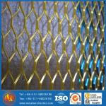 Architectural expanded metal / decorative mesh