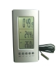 indoor & outdoor thermometer